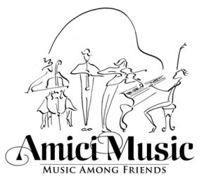AMICI MUSIC CONCERTS @ Asheville, Hendersonville, Black Mountain
