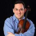Jason Posnock, violinist